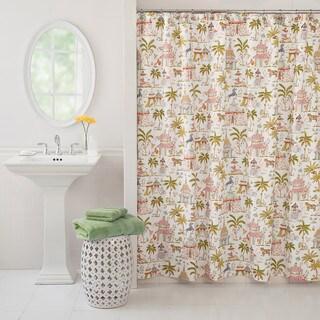 Haute Girls Safari Shower Curtain
