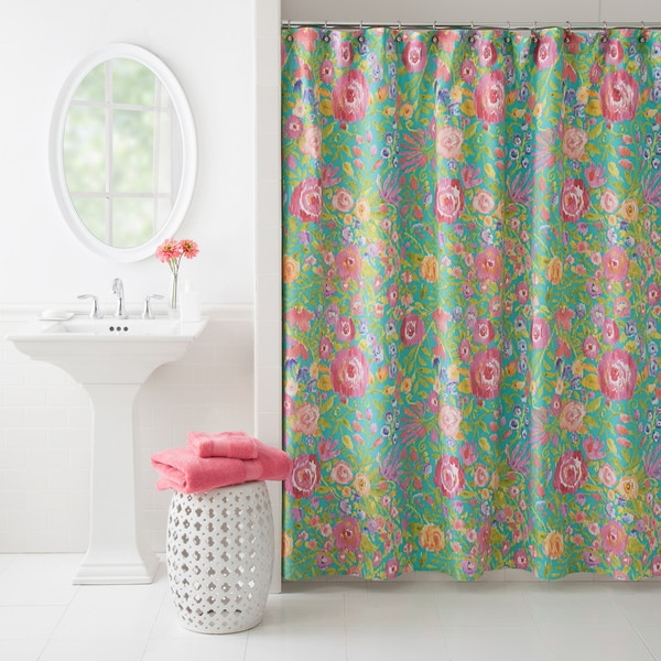 Haute Girls Rosalie Shower Curtain