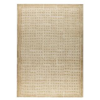 M.A.Trading Hand-woven Burbank Light Beige (5'x8')