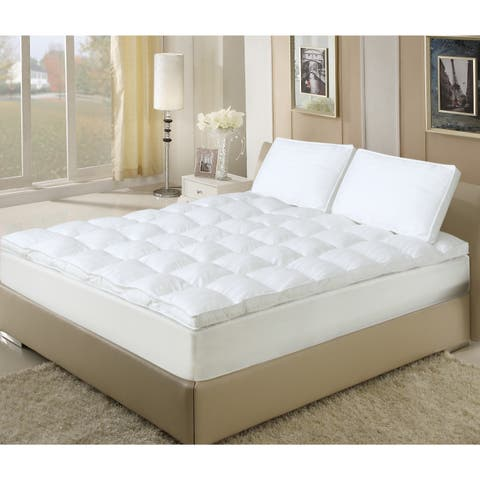 Charisma 500 Thread Count Egyptian Cotton Fiber Bed