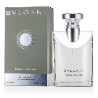 Bvlgari Pour Homme by Bvlgari 3.4 oz for Men Eau De Toilette Spray