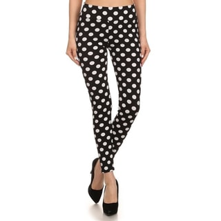 Women's Polka Dot Leggings