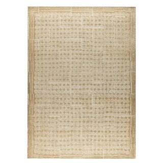 M.A.Trading Hand-woven Burbank Light Beige (4'x6')