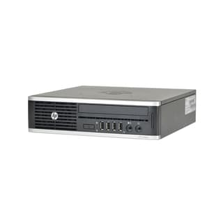 HP Compaq 8200-USFF Core i3-2120 3.3GHz CPU 4GB RAM 250GB HDD Windows 7 Pro Computer (Refurbished)