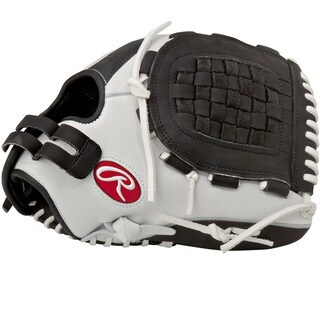 Rawlings Liberty White Leather Advanced Softball Glove