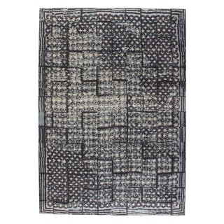 M.A.Trading Hand-woven Burbank Grey (5'x8')