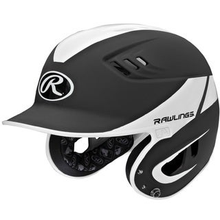 Rawlings Velo Series Senior 2-tone Away Batting Helmet