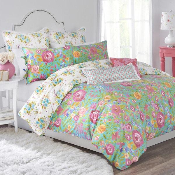 Shop Haute Girls Rosalie 3 Piece Comforter Set Free