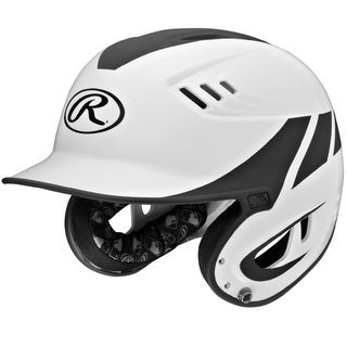 Rawlings Velo Series Junior 2-tone Home Batting Helmet