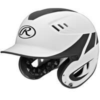 Rawlings Velo Series Junior 2-tone Home Batting Helmet
