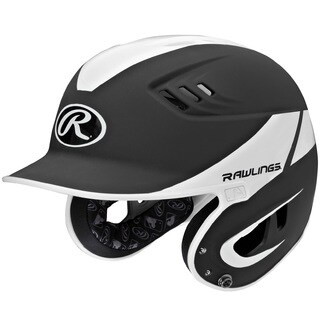 Rawlings Velo Series Junior 2-tone Away Batting Helmet