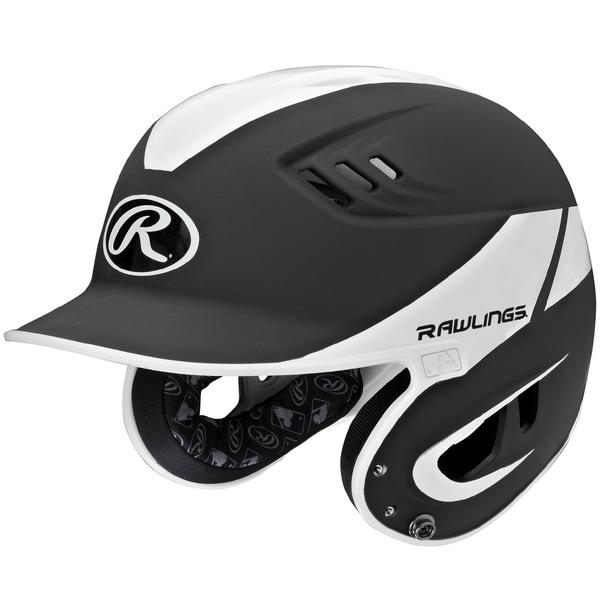 Rawlings Velo Series Junior 2-tone Away Batting Helmet