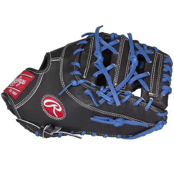 Rawlings ProPreferred Anthony Rizzo Black Leather 12.75-inch First Base Mitt