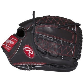 Rawlings Pro Black Leather 12-inch Max Scherzer Baseball Glove