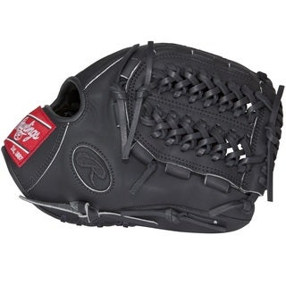 Rawlings Heart of the Hide Dual Core Black Leather 11.75-inch Baseball Glove