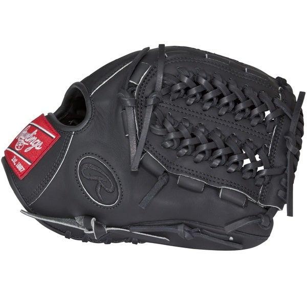 Rawlings Heart of the Hide Dual Core Black Leather 11.75-inch Baseball Glove
