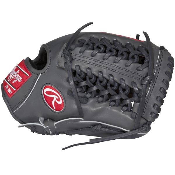 Rawlings Heart of the Hide Grey Leather 12-inch Baseball Glove