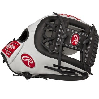 Rawlings Liberty Advanced White Leather 11.75-inch Narrow Left-handed Softball Glove