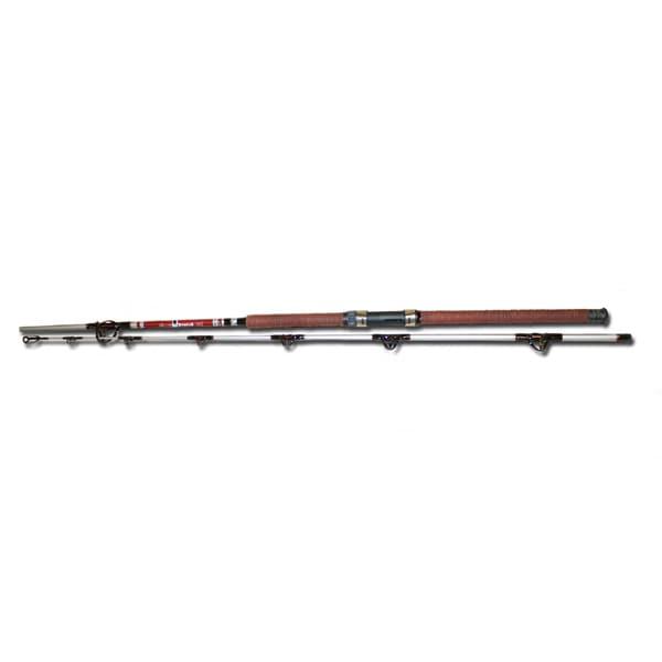 BnM Silver Cat 2-piece 7-foot Magnum Spinning Rod