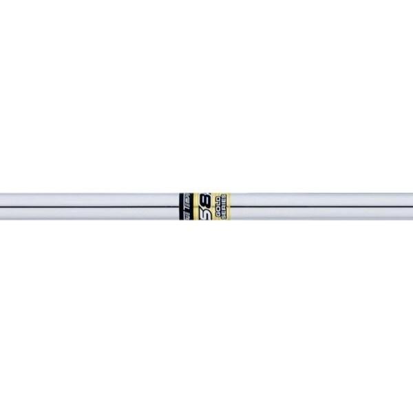 True Temper GS85 Silver Steel/Iron Taper-tip Shafts