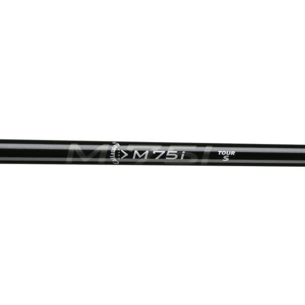 Callaway M75i Taper Tip Black Graphite Iron Shaft