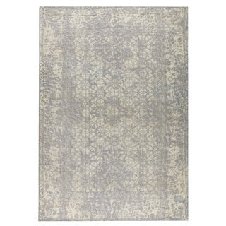 M.A.Trading Hand-woven Houston Silver (4'x6')