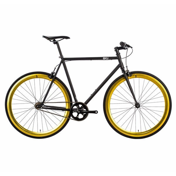 6KU Nebula-2 Fixed Gear Single Speed Urban Fixie Road Bike