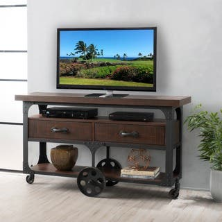 Livana Wood TV Console Stand with Drawers by Christopher Knight Home|https://ak1.ostkcdn.com/images/products/12637775/P19429272.jpg?impolicy=medium
