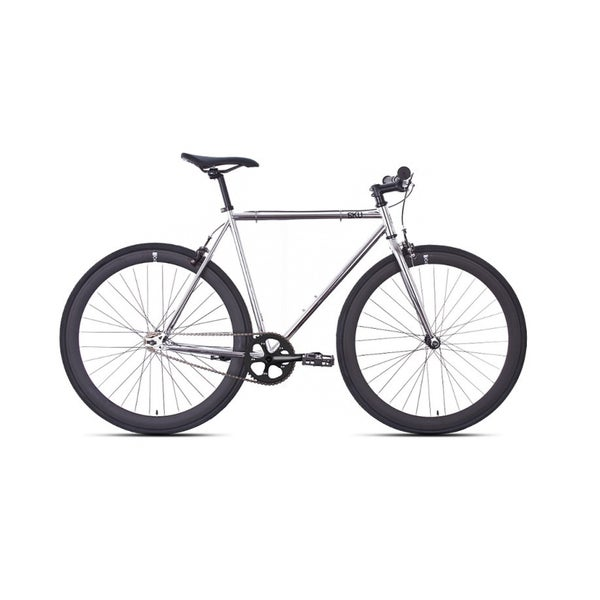 6KU Detroit Fixed Gear Single Speed Urban Fixie Road Bike