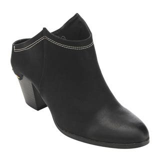 C Label Women's Faux-leather Block Heel Ankle Booties|https://ak1.ostkcdn.com/images/products/12637877/P19429346.jpg?impolicy=medium