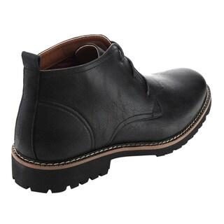 Ferro Aldo AC92 Men's Lace-up High-top Chukka Desert Work Boots