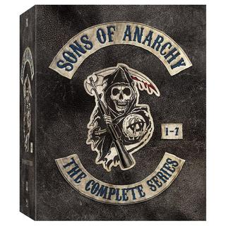 Sons Of Anarchy: The Complete Series 1-7 (Blu-ray Disc)