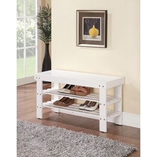 Ramzi Shoe Rack Bench