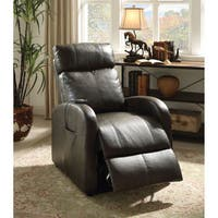 Ricardo Polyurethane Recliner with Power Lift