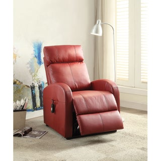 Ricardo Polyurethane Recliner with Power Lift (2 options available)