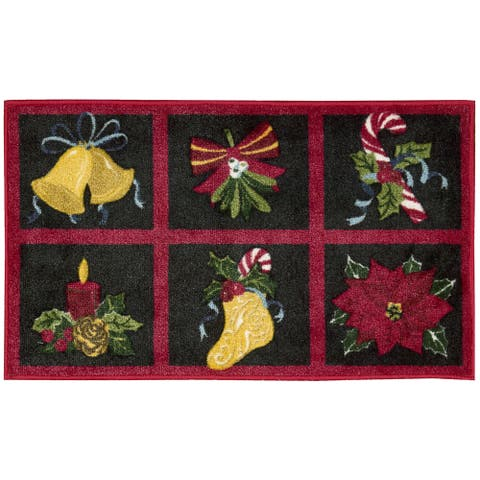 Nourison Accent Decor/Xmas 342JT Accent Rug