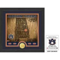 "Auburn University ""State"" Bronze Coin Photo Mint"
