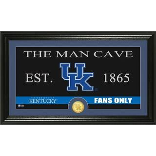 "University of Kentucky ""Man Cave"" Panoramic Bronze Coin Photo Mint"
