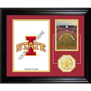 "Iowa State University ""Fan Memories"" Desktop Photomint"