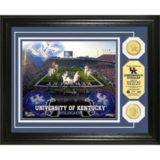 University of Kentucky Football Bronze Coin Photo Mint