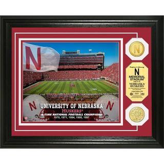 University of Nebraska Bronze Coin Photo Mint