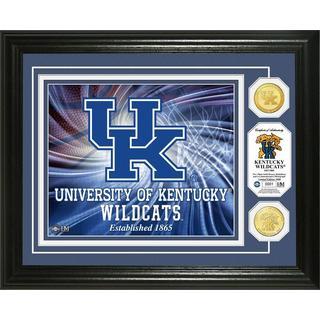 University of Kentucky Basketball Bronze Coin Photo Mint