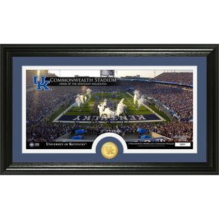 """University of Kentucky """"Stadium"""" Panoramic Bronze Coin Photo Mint"""