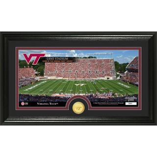 "Virginia Tech ""Stadium"" Bronze Coin Panoramic Photo Mint"