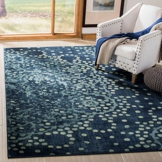 Safavieh Constellation Vintage Boho Oleta Modern Abstract Viscose Rug