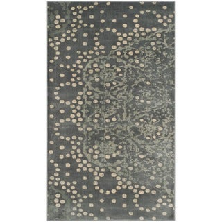 Safavieh Constellation Vintage Grey / Multicolored Viscose Rug (2' x 3')