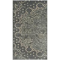 Safavieh Constellation Vintage Grey / Multicolored Viscose Rug - 2' x 3'