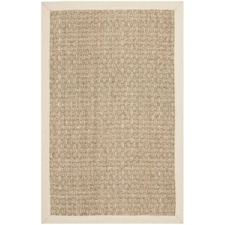 Safavieh Martha Stewart Winding Braid Wheat Seagrass Rug (2' x 3')