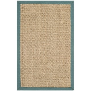 Safavieh Martha Stewart Winding Braid Mallard Seagrass Rug (2' x 3')