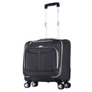 Olympia Tuscany 17-inch Overnight Spinner Tote Bag (2 options available)
